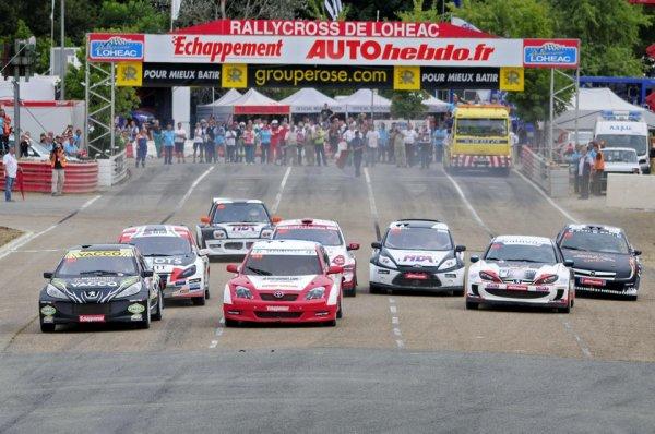 Rallycross France: Un observateur attentif