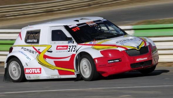 Rallycross France: A chaque problème sa solution