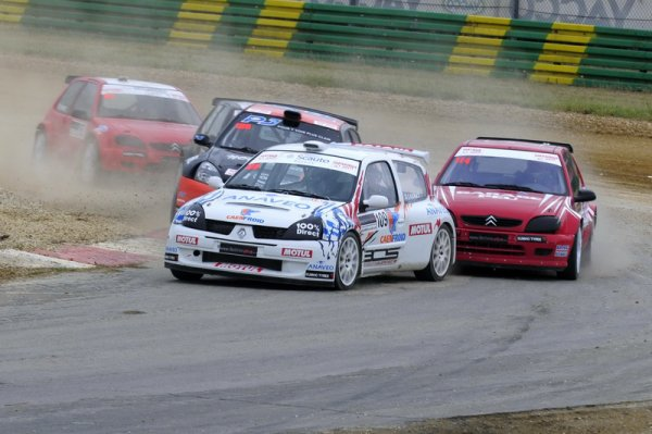 Rallycross Europe: La tentation de l'European Rallycross Challenge