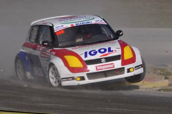 Rallycross France: Dompteur de Swift!