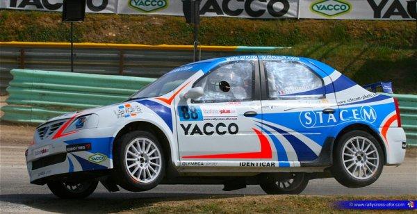 Rallycross France: Maximilien Eveno sur le retour!