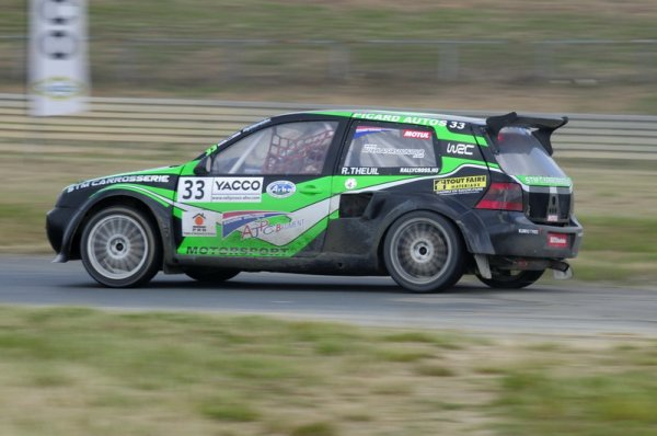 Rallycross France/Europe: Alex et Robert Theuil sur la route de l'European Rallycross Challenge?