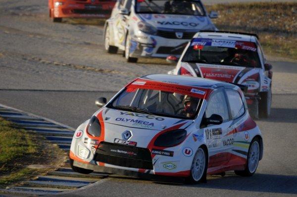 Rallycross France: Pas de programme 2013 pour David Olivier?