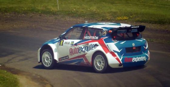 Rallycross Europe: Hedstrom confirme son engagement mais prolonge le suspense!
