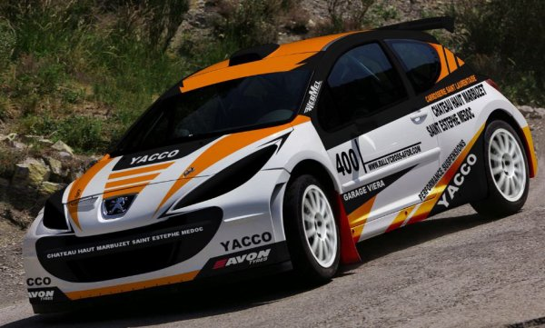 Rallycross France: Une Peugeot 207 Super1600 pour Christophe Larroque