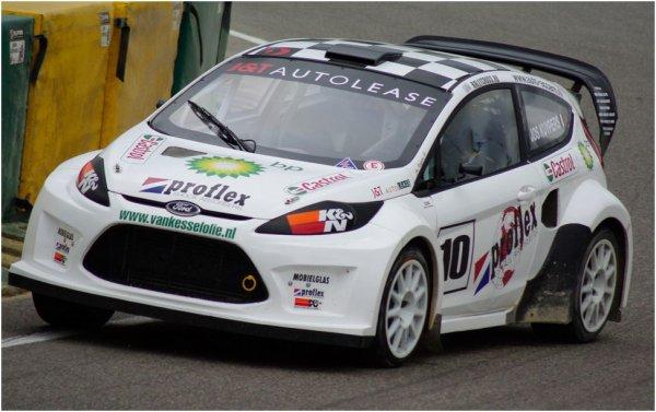 Rallycross Europe: Toujours pas de programme définitif pour Patrick Van Mechelen