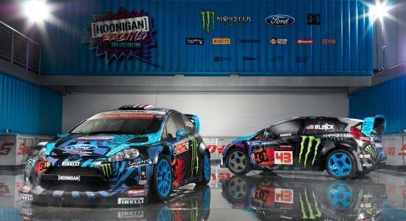 Global Rallycross/XGames: Du lourd pour Ken Block!