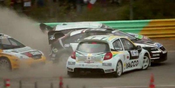 Rallycross Belgique: La Belgique s'exporte à Essay ( LA SA VA ETRE BIEN )