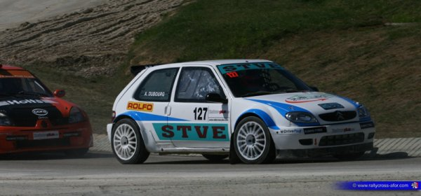 Rallycross France: Restons solidaires!