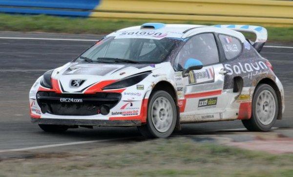 Rallycross Europe: Programme chargé pour Ronny Scheveneels