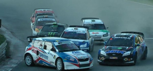 Rallycross Europe: Peter Hedstrom sous pression