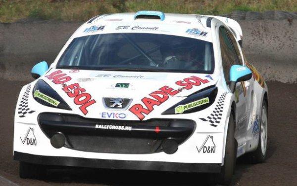 Rallycross Europe: Ronny Scheveneels pour un programme complet avec IMG