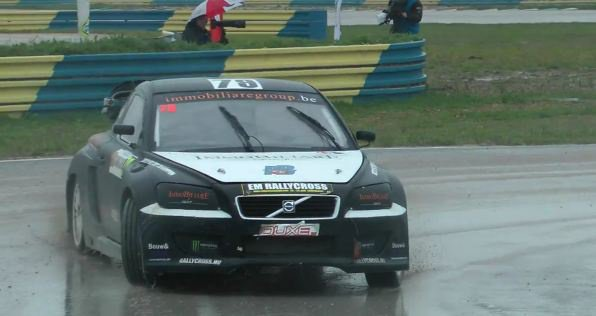 Rallycross Europe: Filip Baelus prend la suite de Pedro Bonnet