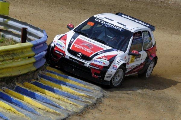 Rallycross France: Laurent Chartrain vers un nouveau challenge?