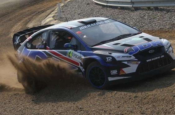 Rallycross Europe: Michael de Keersmaecker assume son rôle d'outsider