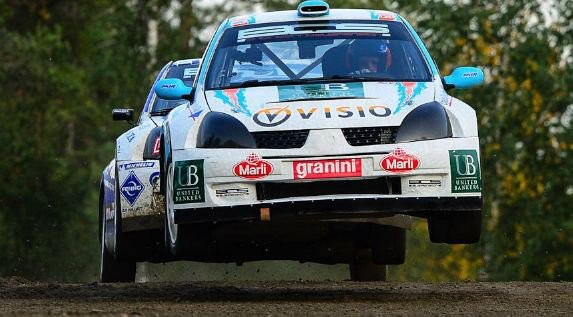 Rallycross Europe/GRC: Duo de choc