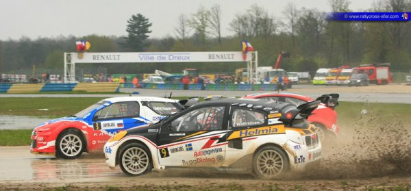 Rallycross Europe: Walfridson ne cache pas son impatience