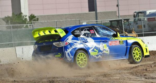 GRC/XGames: Dans les coulisses du Subaru RallyCross Team USA (video)