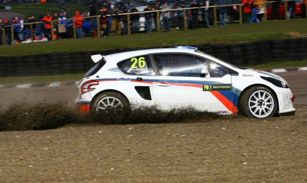 Rallycross Europe (Montalegre): Marc Laboulle veut éviter les fausses notes