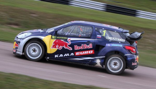 Rallycross Europe (Montalegre): Timur Timerzyanov veut retrouver les sommets