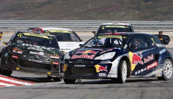 Rallycross Europe: Timur Timerzyanov veut passer à la vitesse supérieure