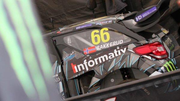 Rallycross Europe: Andreas Bakkerud se rassure