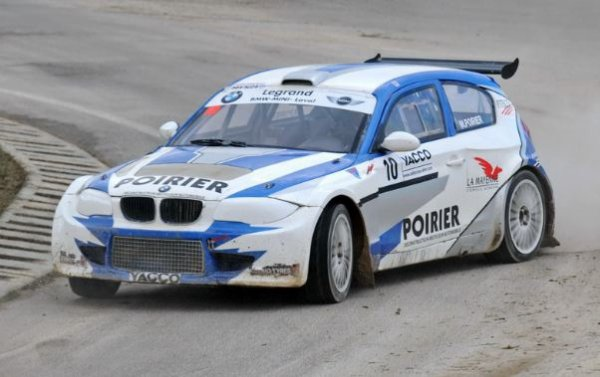 Rallycross France: Mickael Poirier de retour