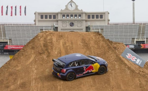 GRC/X-Games: El Matador attend son heure