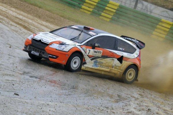 Rallycross France/Challenge Europe: Christophe Wilt veut jouer aux avant-postes