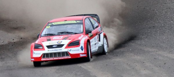 Rallycross Essay : From Belgium with Love