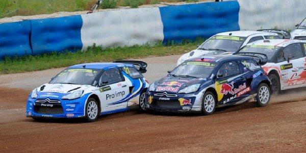 Rallycross Europe (Finlande): 30 SuperCars pour Kouvola