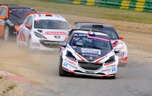 Rallycross France: La Lionne attend son heure ...