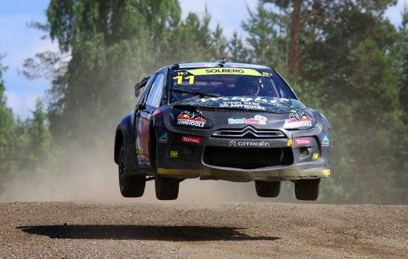 Rallycross Europe (Finlande): Petter Solberg dépité!