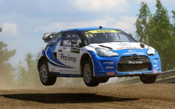 "RallycrossRX (Finlande): Quand Timmy fait ""sauter la banque""!"