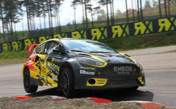 RallycrossRX (Finlande): La roue tourne pour Tanner Foust
