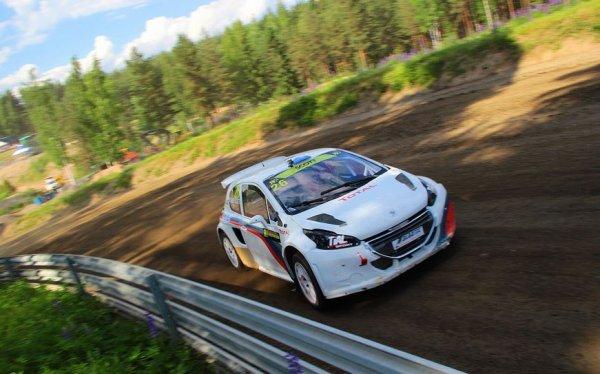 RallycrossRX (Norvège): Redresser la barre