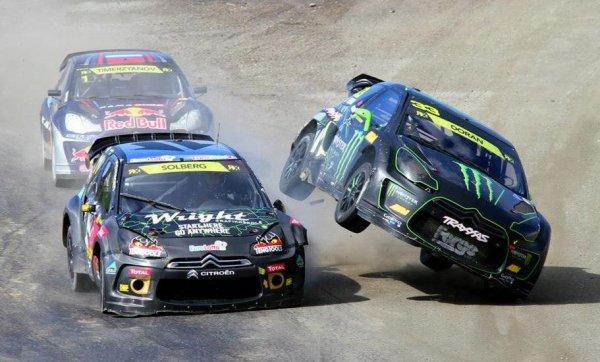 RallycrossRX (Norvège): Mélodrame Norvégien ...