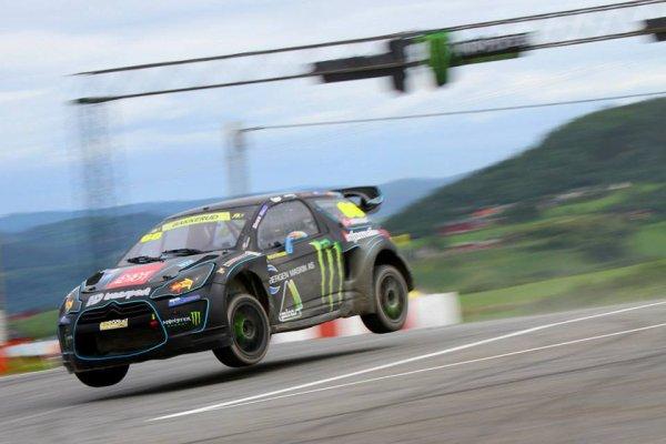 "Rallycross RX (Norvège): La malédiction ""Bakkerud"""