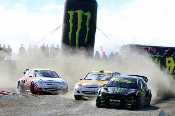 RallycrossRX: Impossible n'est pas ... Liam Doran!