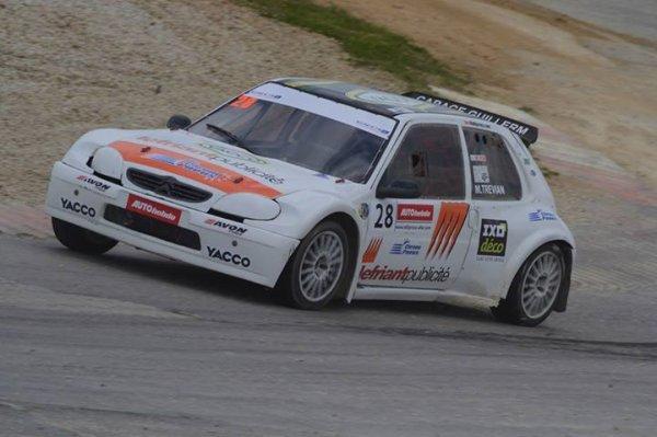 Rallycross France (Lavaré): Mathieu Trévian veut sa revanche