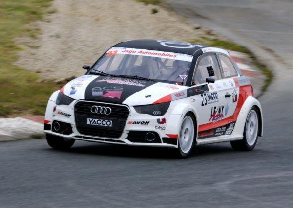 Rallycross France: Déjà dans le rythme!