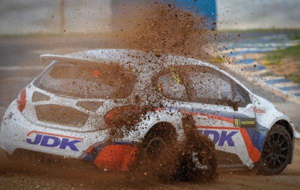 RallycrossRX: Michael de Keersmaecker jette l'éponge