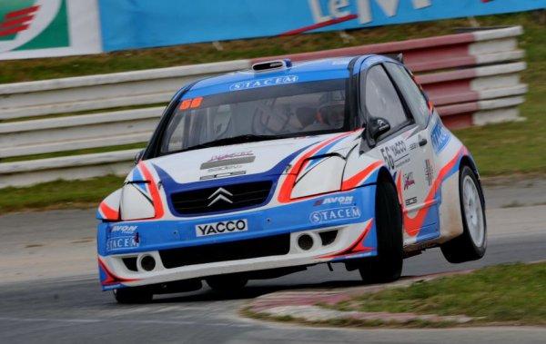 Rallycross France: La montée en puissance de Maximilien Eveno