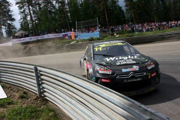 RallycrossRX (Suède): La patience selon Petter Solberg