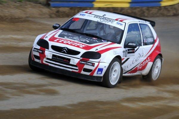 Rallycross France (Lessay): Les clés de la réussite