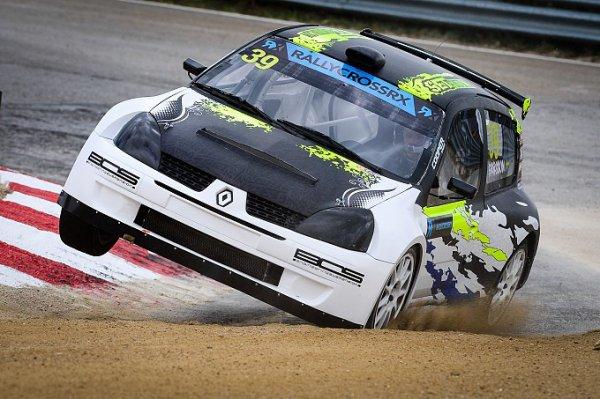 RallycrossRX: Steven Bossard s'attaque à Lohéac