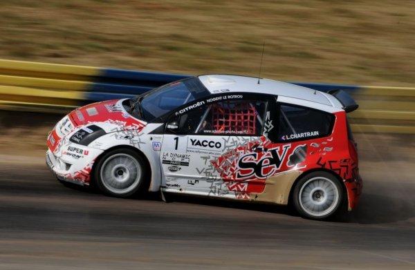 RallycrossRX: Laurent Chartrain confirmé pour Lohéac
