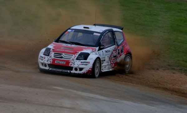 Rallycross France/Europe (Kerlabo): Fighting Spirit