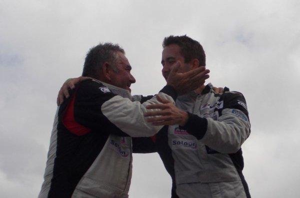 Rallycross France: Tout un symbole!