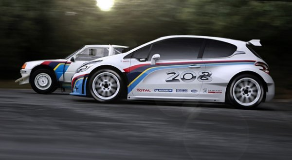 "Rallycross France: Objectif ""208"" pour Christophe Kacimi"